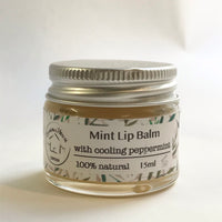 Conscious House London Mint Lip Balm
