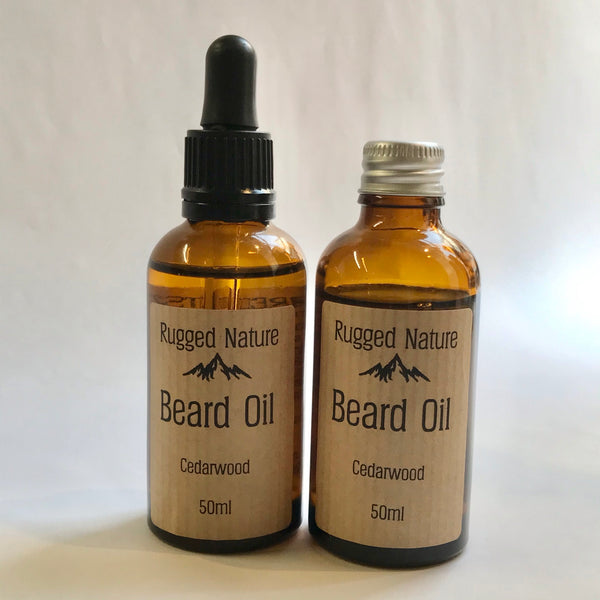 Rugged Nature Beard Oil