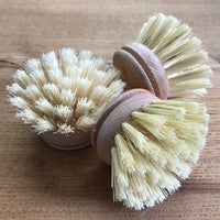 EcoLiving Washing up Brush Replacement Heads