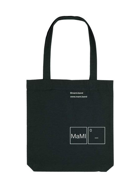 NEW!<br>H1, BLACK GOOSE, 100% ORGANIC COTTON, UNISEX FIT<br>+ SUPER-RESISTANT CANVAS MaMI SHOPPER BAG.