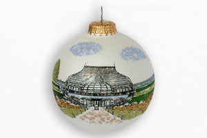 Phipps Conservatory Glass Ball Ornament