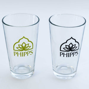 Phipps Glass Drinking Glass