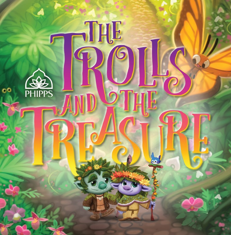 The Trolls and the Treasure Book
