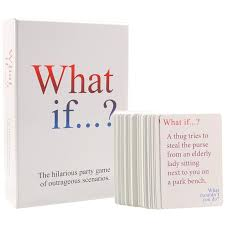 What If...? Party Game