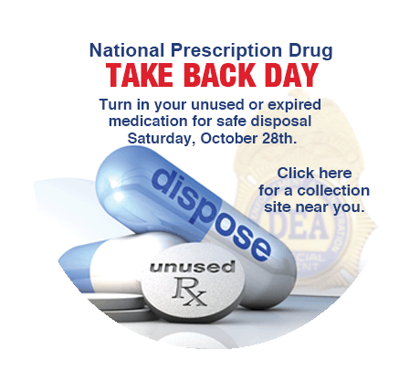 Inspired by Dawn supports safe disposal of unused medication to help keep our communities safe