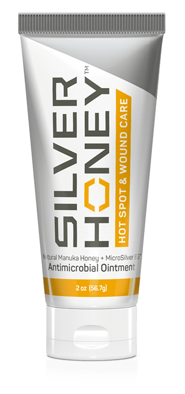 Silver Honey Ointment