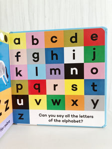 ABC : See and Say All the Letters of the Alphabet