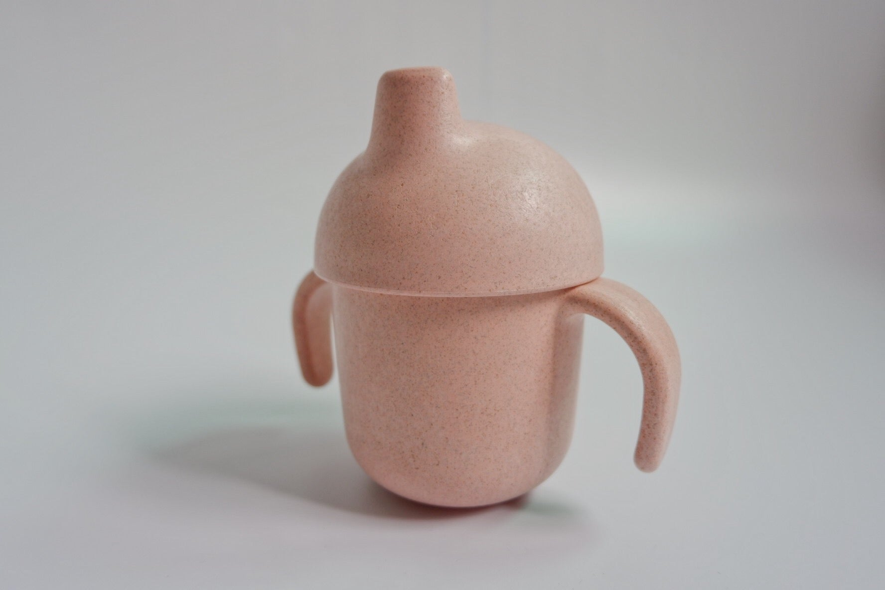 Wheat Straw Sippy Cup | Rose