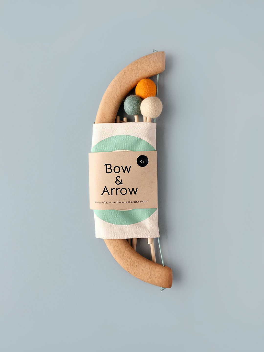 Bow and Arrow Set | Green