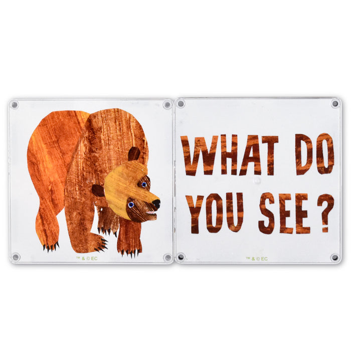 Magna-Tiles® By Eric Carle | Brown Bear, Brown Bear What Do You See?