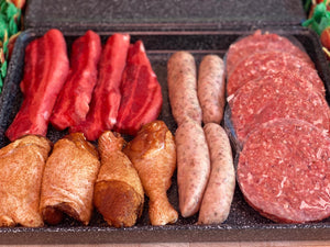 OUR BBQ BOX for 4