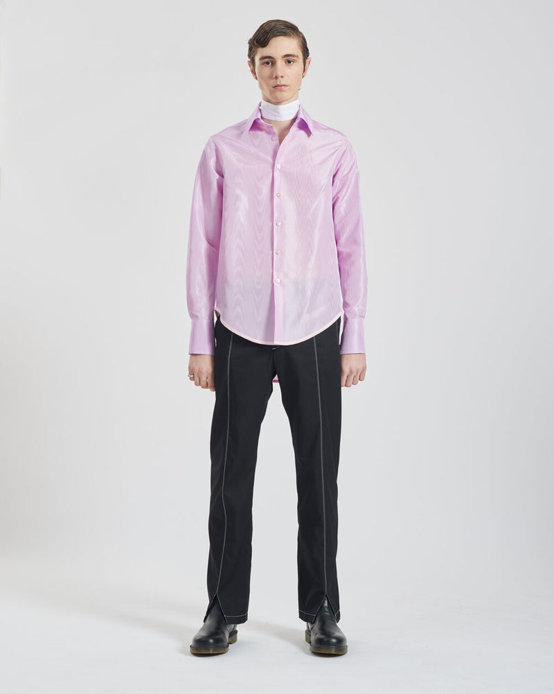 Moire Prom Shirt