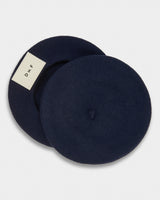 DWF Patch Beret Navy
