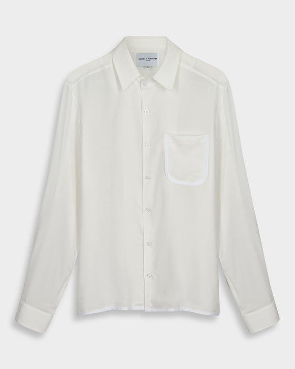 Casper Sheer Shirt