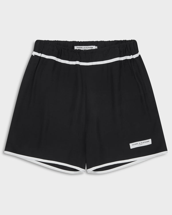 Contrast Binding Shorts