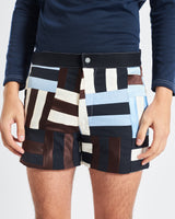 Patchwork Scraps Shorts