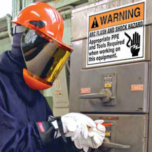 Arc Flash Safety Labels
