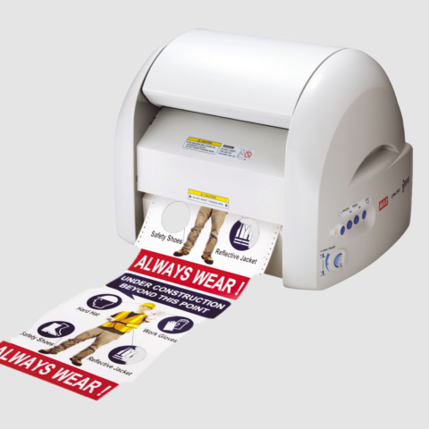 CPM200GU Printer and Supplies | www.signslabelsandtags.com