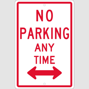 Parking and Parking Lot Signs