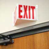 3-View Wall Projection Signs | www.signslabelsandtags.com