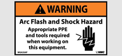 Arc Flash Labels | www.signslabelsandtags.com