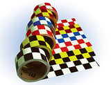 Checker Board Safety Tapes