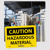 Chemical Safety Signs | www.signslabelsandtags.com