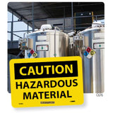 Chemical and Hazardous Material Safety SIgns | www.signslabelsandtags.com