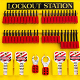 Lockout Tagout Centers and Stations