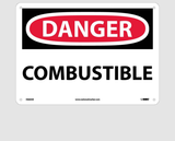 Combustible Signs | www.signslabelsandtags.com