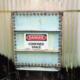 Confined Space Signs | www.signslabelsandtags.com