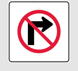 Directional Traffic Signs | www.signslabelsandtags.com