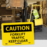 Equipment Hazard Signs | www.signslabelsandtags.com