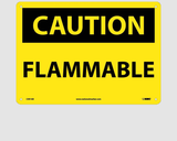 Flammable, Explosive and Combustible Signs | www.signslabelsandtags.com