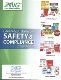 Green Safety Catalog Pages