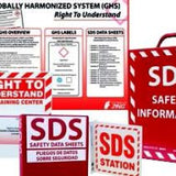 Globally Harmonized System (GHS) | www.signslabelsandtags.com