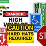 Green Safety Signs