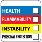 Hazardous Material Identification Systems | www.signslabelstags.com