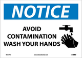 Hand Washing Signs | www.signslabelsandtags.com