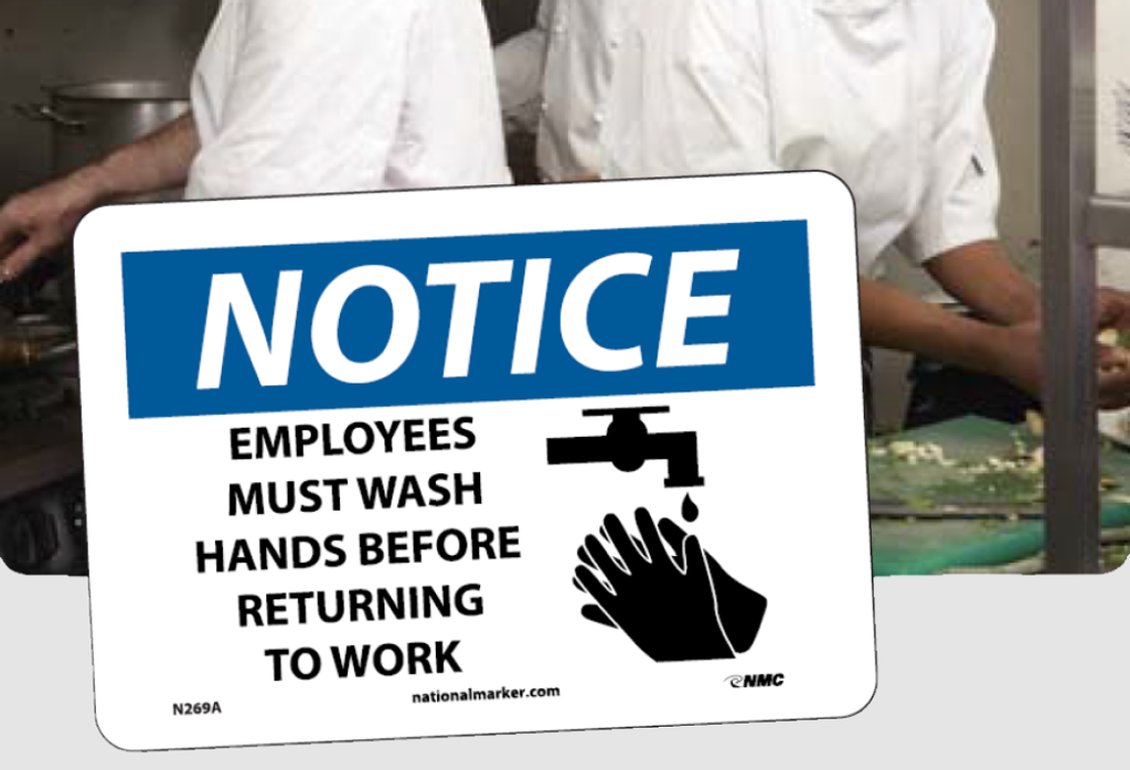 Housekeeping Safety Signs | www.signslabelsandtags.com