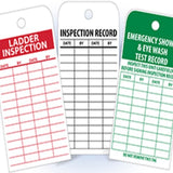 Inspection Tags | www.signslabelsandtags.com
