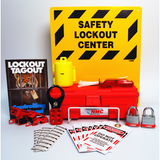Lockout Centers and Stations | www.signslabelsandtags.com