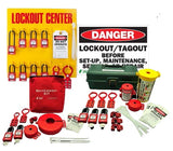 Zing Green Lockout Tagout