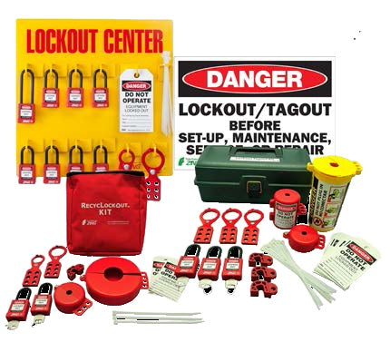 Green Lockout Tagout