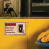 Machine Safety Labels | www.signslabelsandtags.com