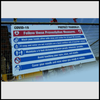 Mesh Fence Banners | www.signslabelsandtags.com