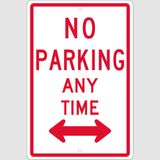No Parking Signs | www.signslabelsandtags.com