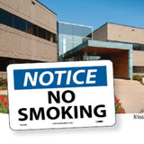 Smoking and Vaping Safety Signs | www.signslabelsandtags.com