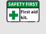 OSHA/ANSI Safety First Signs | www.signslabelsandtags.com