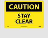 Operational Hazard Signs | www.signslabelsandtags.com